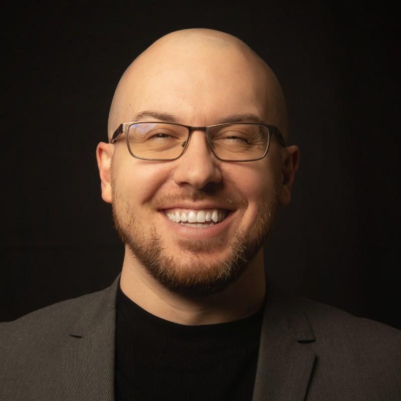 Matt Villalobos Headshot